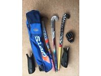 Hockey Bag and contents