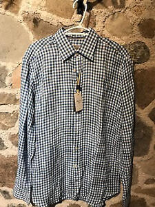 63260127be Canali Men s Shirt - Brand New