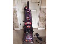 Bissell PROheat2X Floor Cleaner plus accessories