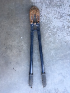 "New 30 "" Bolt Cutters Never Used"