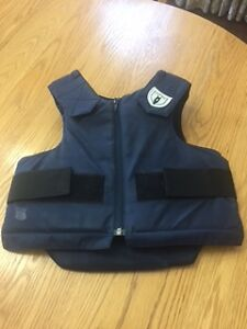 Equestrian Riding Vest - Youth