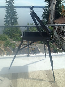 Foldable Plein Air Easel