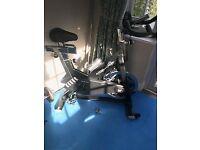 exercise spinning bike