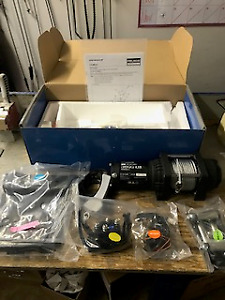 POLARIS RZR 3500lb WINCH KIT