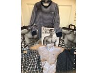Abercrombie & Fitch New York 3 shirts + Long sleeved top