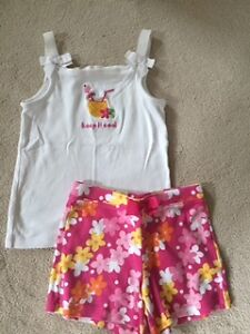 size 7 Gymboree outfits