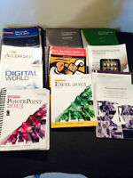 Administrative Assistant Textbooks-Great Deal!!!