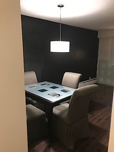 1 bed plus den 2nd bedroom kitsilano  furnished monthly rentals