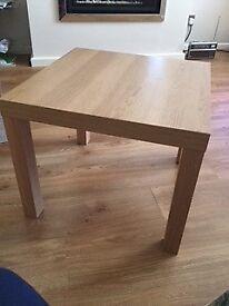 2 Ikea side tables