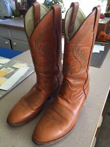 """Destroyer"" Cowboy boots, 1980's"