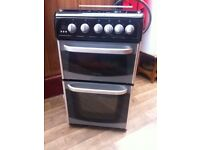 Gas Cooker 50cm less than 1 year old