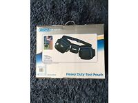 Draper Heavy-Duty Tool Pouch/Belt