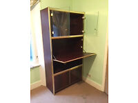 Display Bar Cabinet