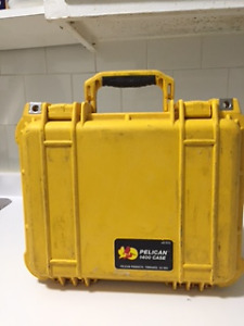 USED - Pelican Case Model 1400 $20 each firm.