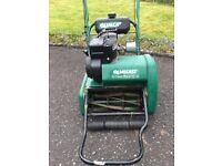 Qualcast Classic 35s Self propelled Lawn Mower with Roller