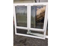 White UPVC Window 1480 x 1510