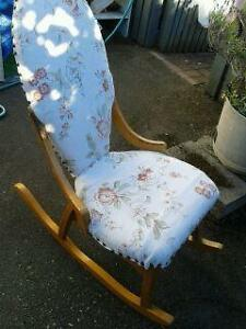 childs rocker chair  Antique