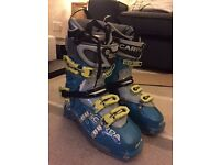 Scarpa W Gea Womens Touring Boots Size 25.0
