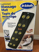 DR SCHOLL'S CUSHIONED TOTAL BODY MASSAGE MAT