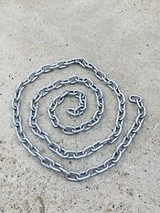 Heavy duty chain ca. 3 meters/10 ft.