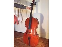 Prima cello - ideal first instrument
