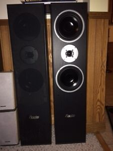 Braxton Tower Speakers