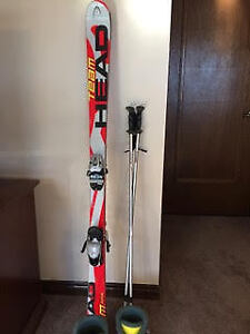 Youth Downhill Ski Package