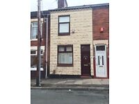 **LET BY**2 BEDROOM MID-TERRACE PROPERTY-EGGERTON ST-HANLEY-LOW RENT-NO DEPOSIT-DSS ACCEPTED