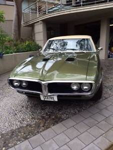 1968 Pontiac 400 Firebird Coupe LHD Full Rego Sylvania Sutherland Area Preview
