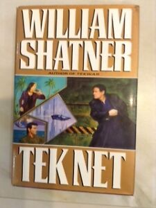 Book by William Shatner of Captain Kirk fame -- Tek Net