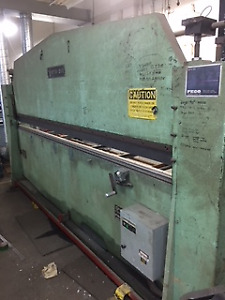Hydraulic Press Brake - Roto Die