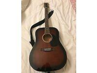 Acoustic guitar - Jim Deacon