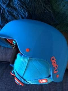 SKI HELMET JUNIOR - RED BRAND - REDUCED TO SELL. Bar Beach Newcastle Area Preview