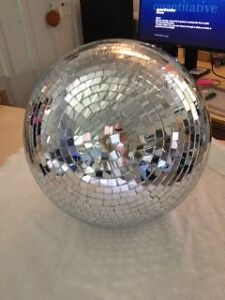 "12"" Disco Ball with motor Windsor Region Ontario image 1"