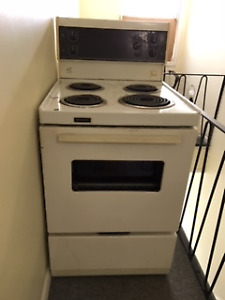 "NEED PARTS for 24"" FRIGIDAIRE STOVE"