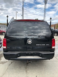 2006 cadillac esv  escalade  as is will certify and e test pass