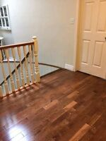 FLOORING INSTALLED WITH INTEGRITY... LEAVES LASTING IMPRESSION
