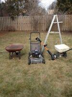 Lawn & Garden Maintenance Equipment