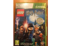 Lego Harry Potter Xbox 360 game