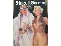 Stage and Screen - The Black Book. Vocal Score book
