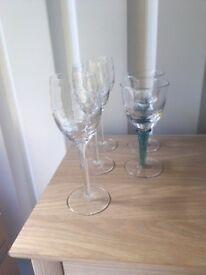 John Lewis Wine Glasses