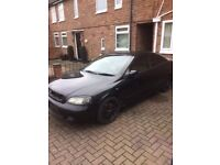 Breaking vauxhall Astra G Coupe 2.2 Bertone Sri Gsi Leather S/S Exhaust SPARES Z22SE vectra zafira