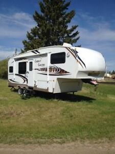Immaculate 5th Wheel Trailer