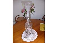 VICTORIAN TABLE CENTRE PIECE/EPERGNE