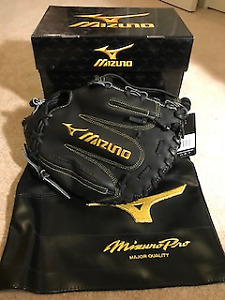 """Mizuno Pro Limited First Base Glove 13"""" Left Handed"""