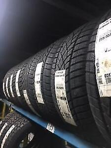 255/45/r18 Dunlop Winter Sport 3D Set of 4 ! 650.00 ! $