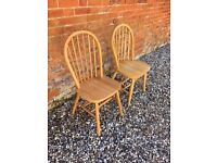 5 kitchen chairs for sale
