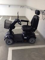 2013 Invacare Pegasus Mobility Scooter