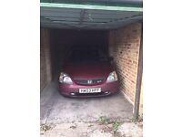 Lock-up garage for rent in Chelmsford, Moulsham, CM2 near Great Baddow