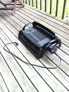 SMALL INDOOR/OUTDOOR GRILL FOR SALE